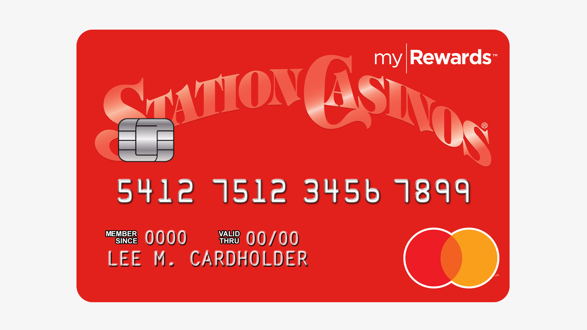 Station Casinos My Rewards Mastercard