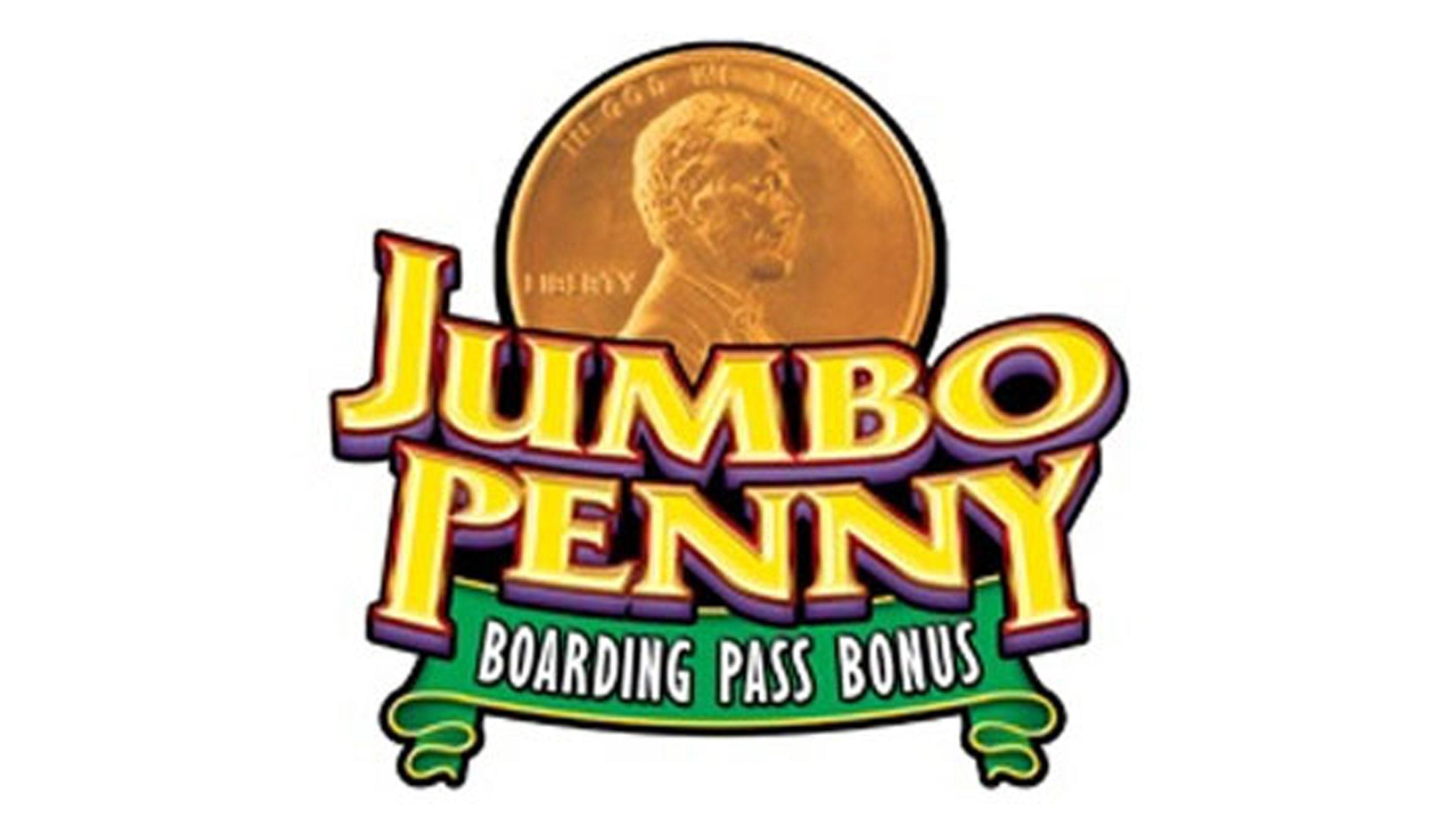 Jumbo Penny slot logo