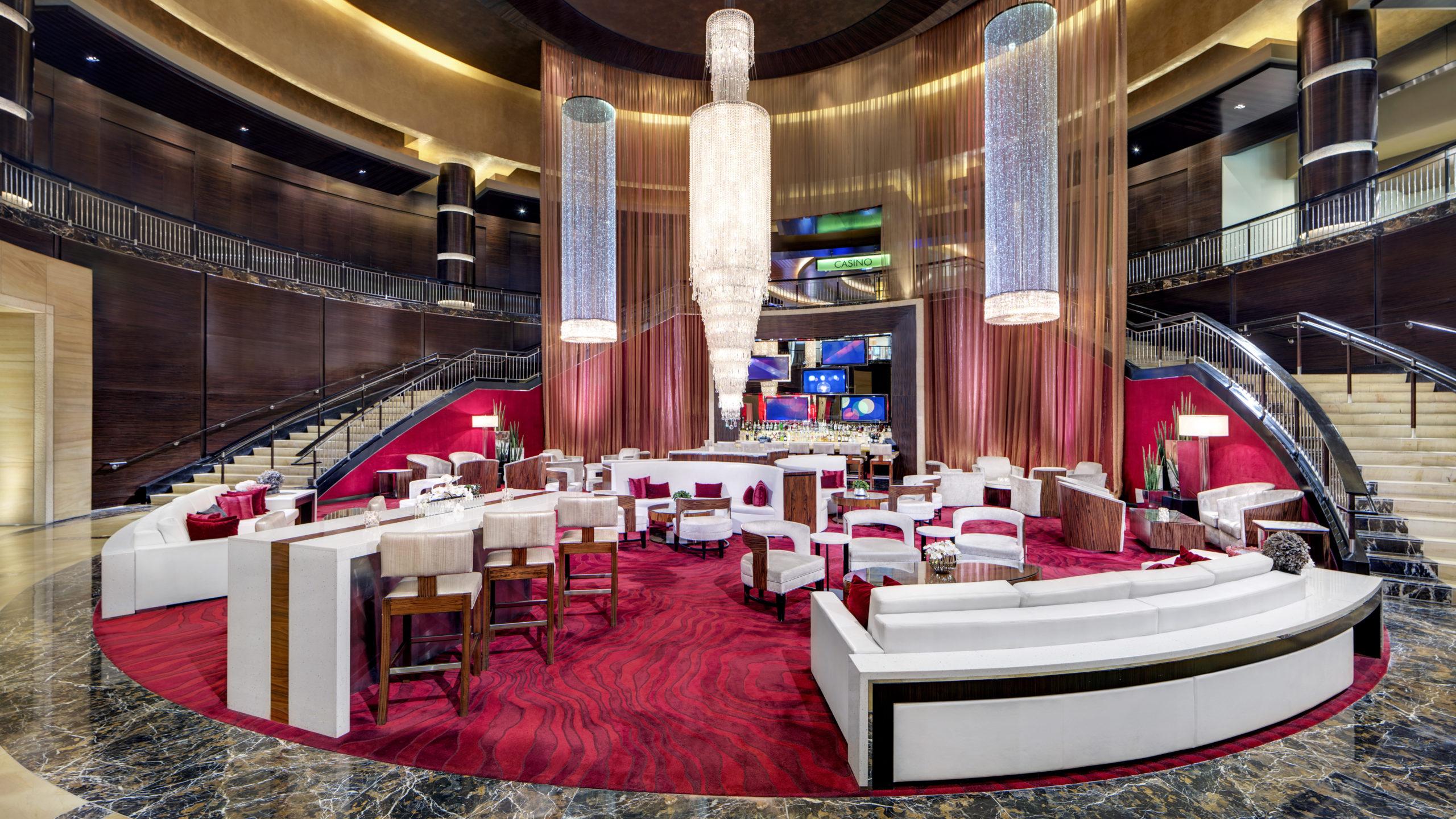 Red Rock Resort Lobby Bar
