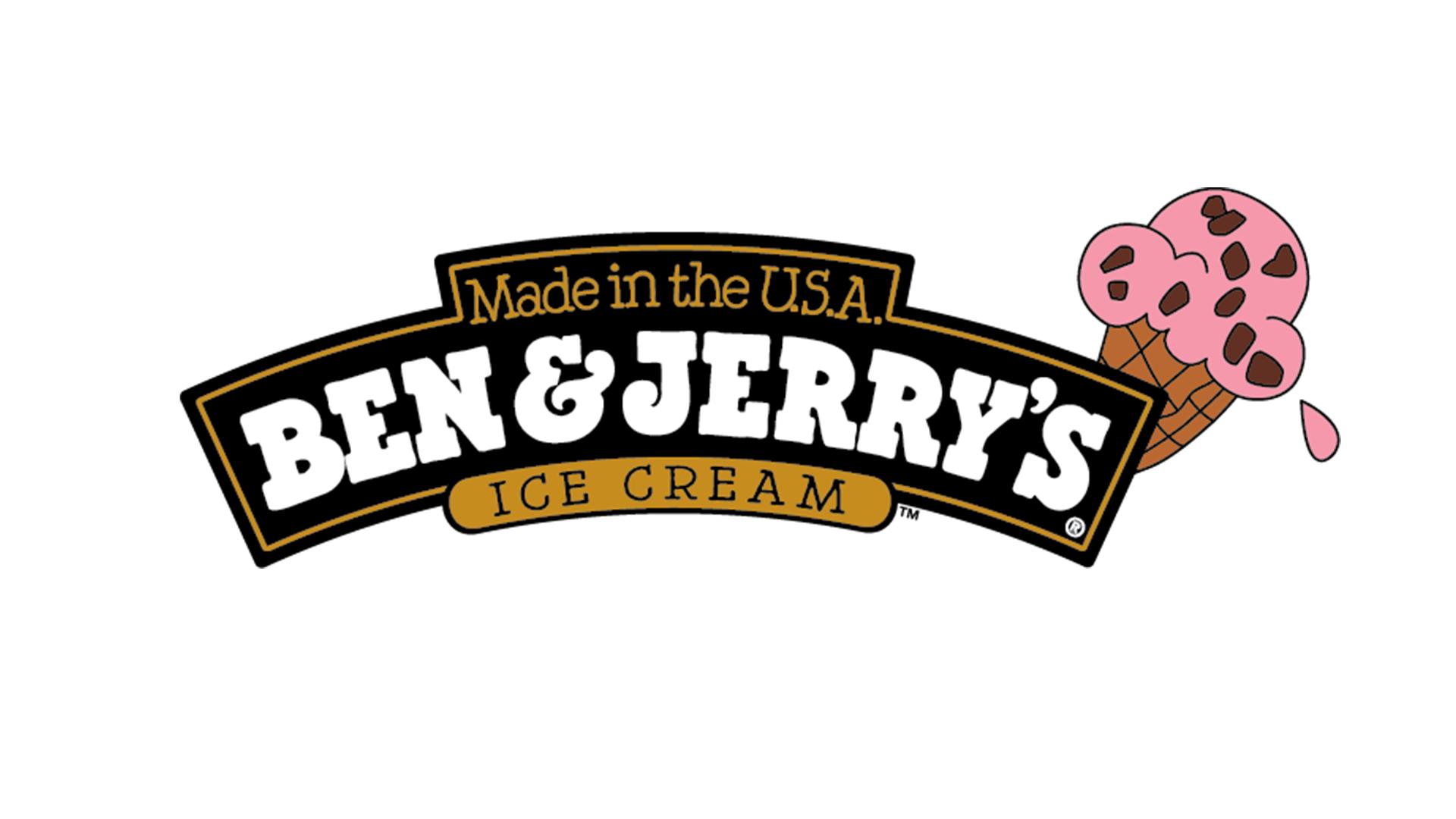 Ben & Jerry logo