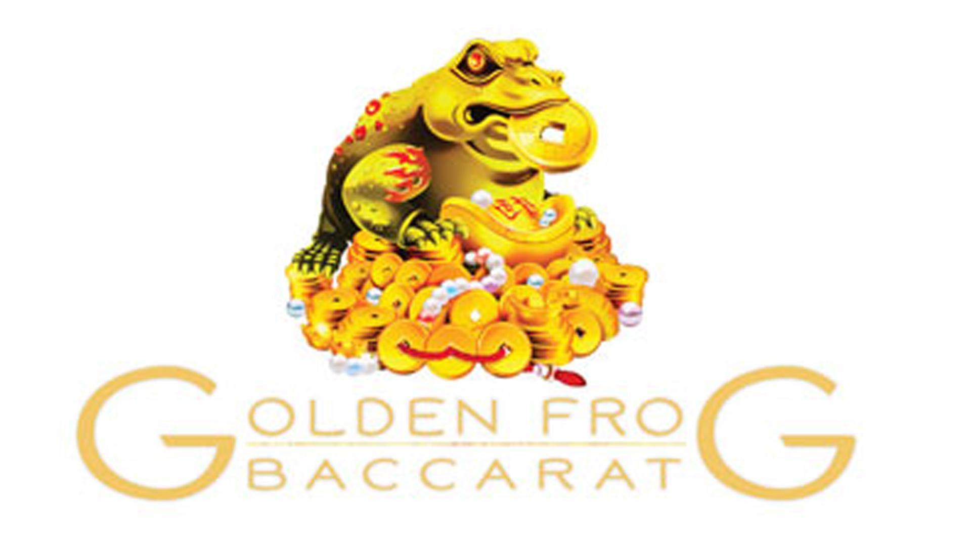 Golden Frog logo